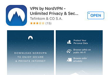 Use A VPN for more privacy